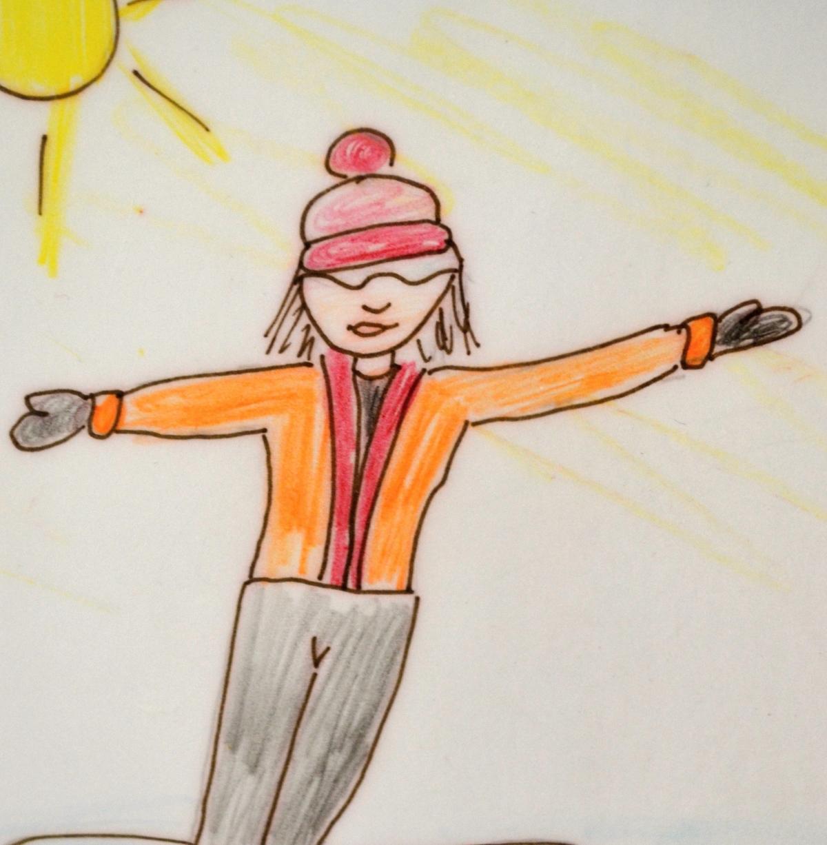 gezeichnet von Anna