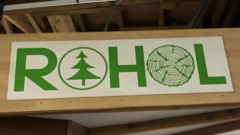 Exkursion Firma RoHol